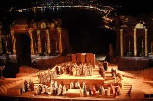 Rai 5  prossima primavera  Nabucco Chiara Taigi