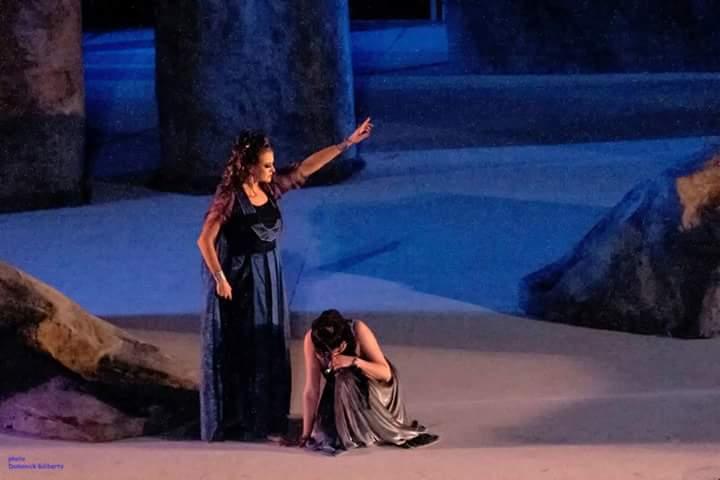 """Siracusa, Successo per la """"Norma"""", in scena per la prima volta al Teatro Greco"""