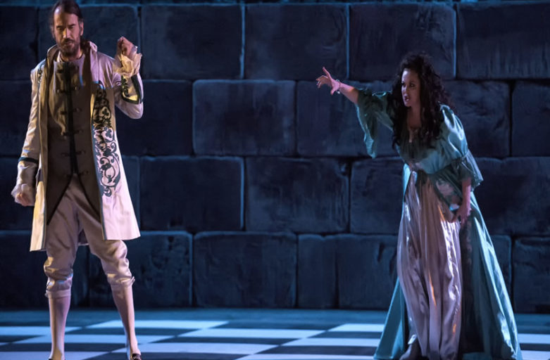 Al Teatro Antico di Taormina il Don Giovanni di Mozart