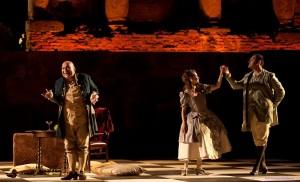 """Al Teatro Antico di Taormina scacco matto a """"Don Giovanni"""""""