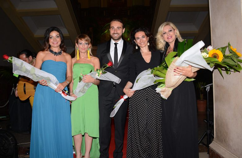 Luglio 2016 Premio Massimo Troisi